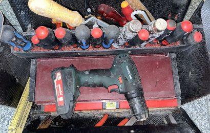 Werkzeug in Schwandorf sichergestellt – Zeugenaufruf