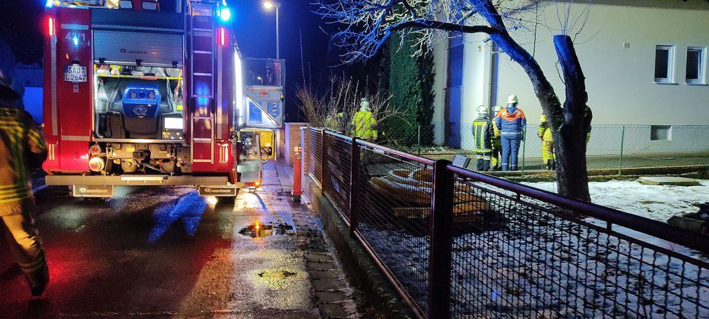 Zum Glück wurde niemand verletzt und es entstand auch kein nennenswerter Sachschaden Foto: Pressedienst Wagner/Mike Janitschek