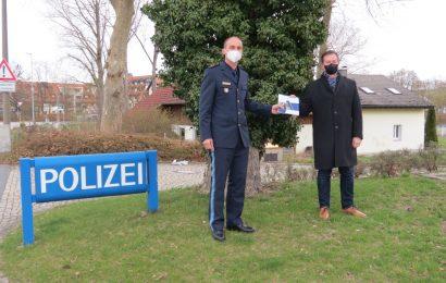 Oberbürgermeister und Neumarkter Polizeichef erörtern Sicherheitslage