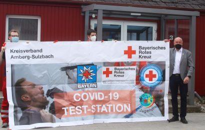 Weitere Öffnungszeiten für Teststation in Kümmersbruck