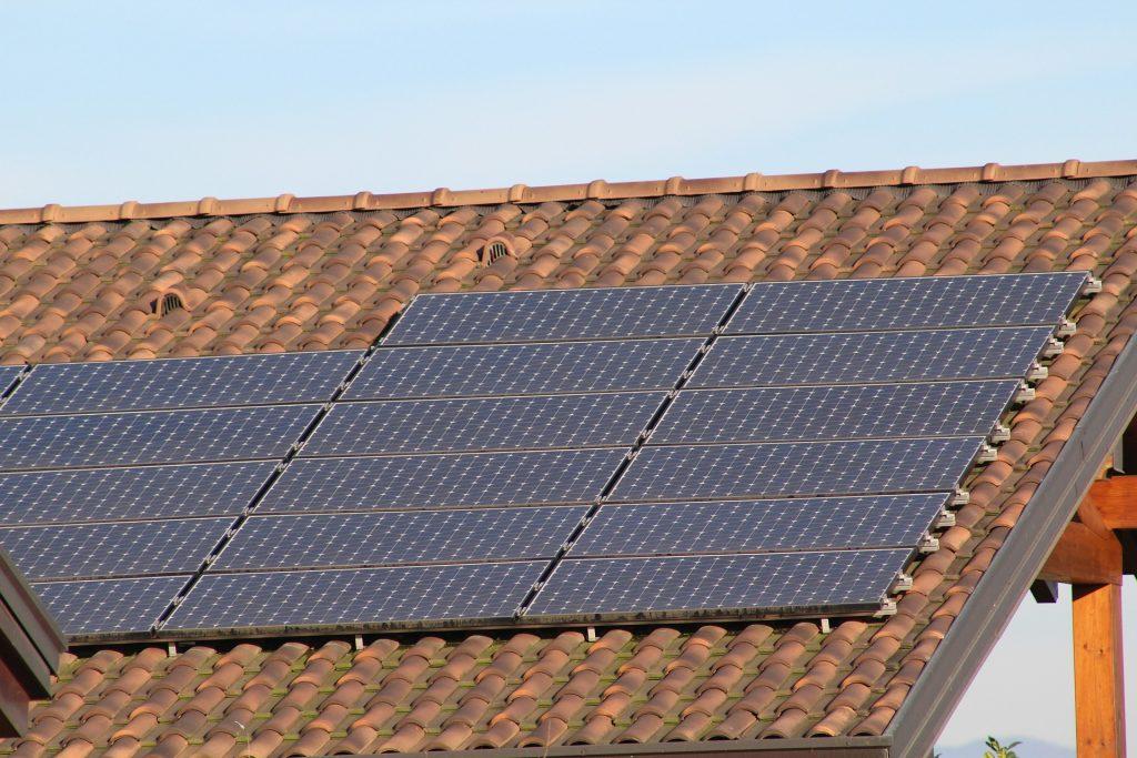 Symbolbild: Photovoltaik-Anlage