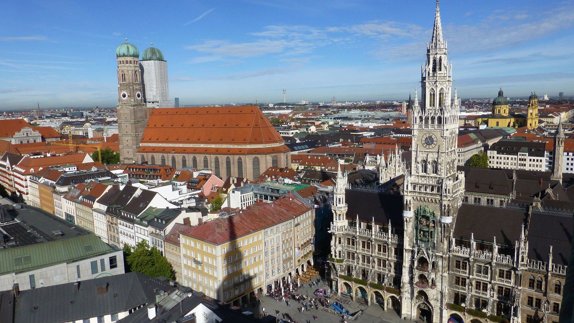 Bayern verzeichnet im ersten Halbjahr 2021 wieder steigende Einwohnerzahlen