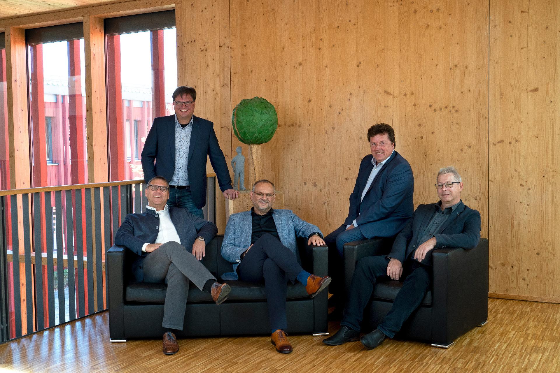 Wechsel in der Führungsebene des Amtes für Ländliche Entwicklung Oberpfalz