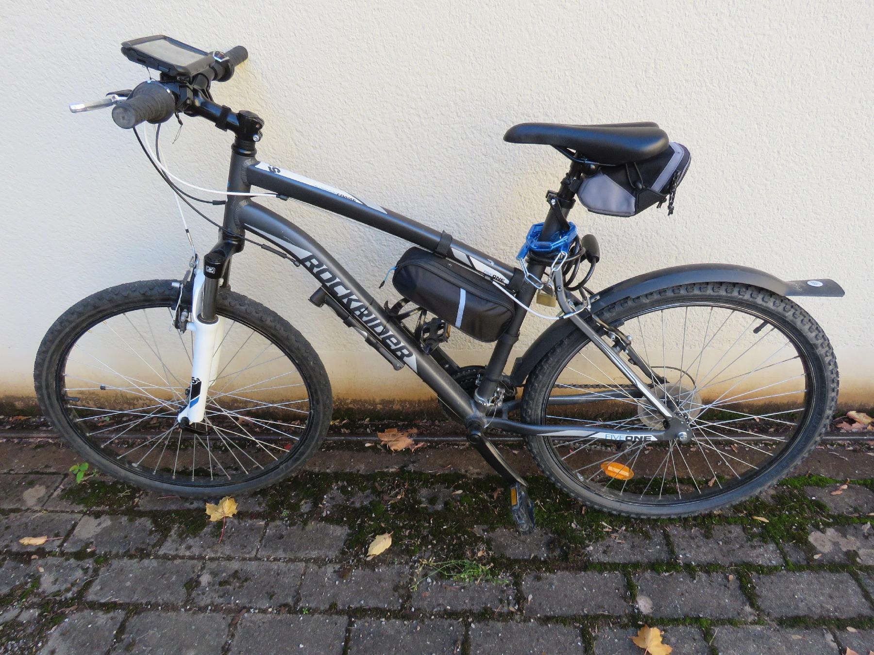 Wem gehört dieses Fahrrad? Foto: POKin Hirmer, PI Schwandorf