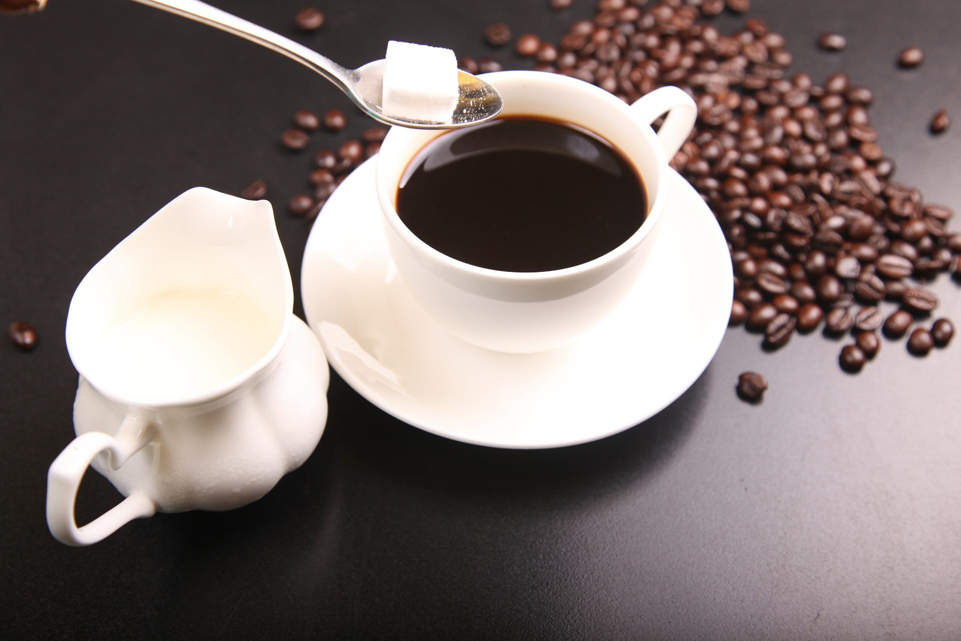 Zum Tag des Kaffees am 01. Oktober
